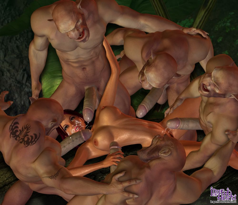 Naked 3d monster porn videos sex scene