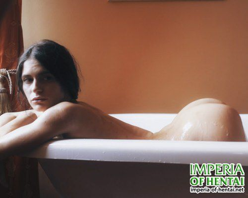 Ingrid with a bath for sex