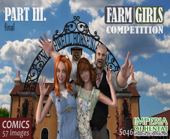 [ExtremeXWorld] Farm Girls Competition 3