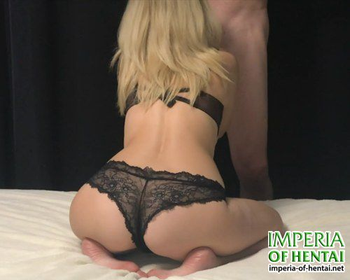 Husband and his hot wife Alexa